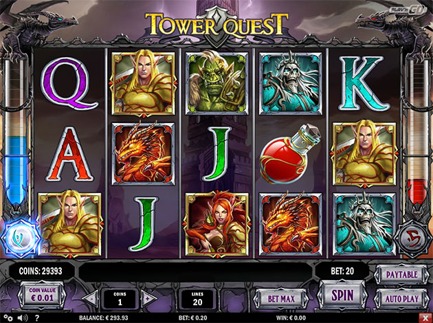 Tower Quest 16839